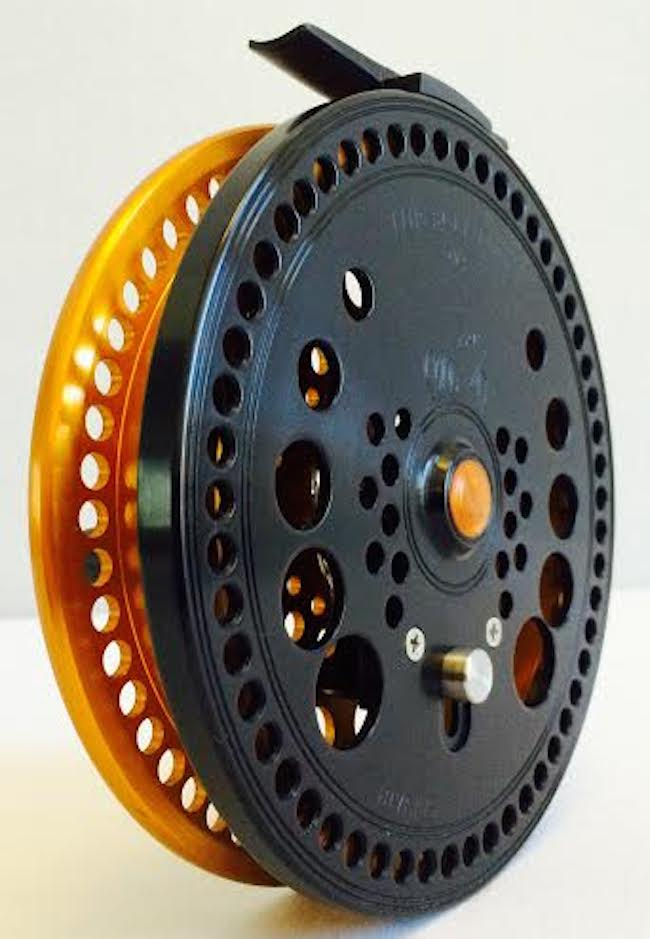 Custom Bullfrog Centerpin Float Reel By Riverkeeper Reels Sold Northeastern Fine Fishing