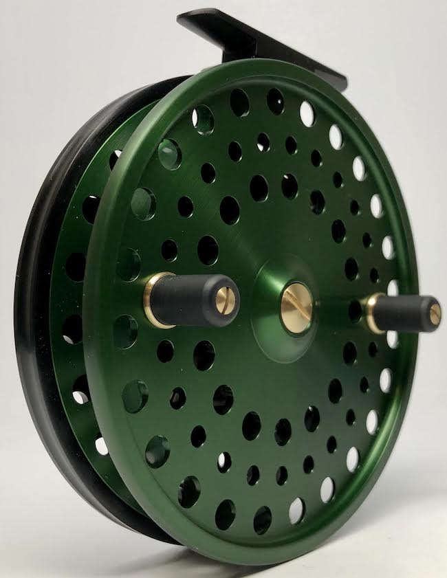NEW SELECTION OF BIG E REELS FROM JOHN MILNER